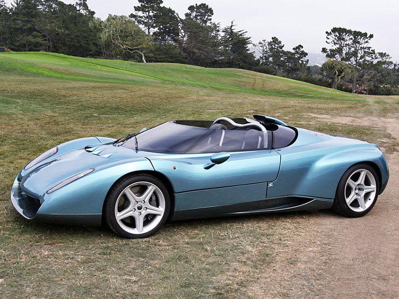 Всё о Lamborghini - Фотогаллерея - Lamborghini Raptor (Zagato)' 1996