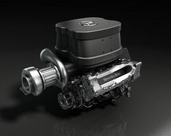 Williams F1 выбирает моторы Mercedes-Benz AMG
