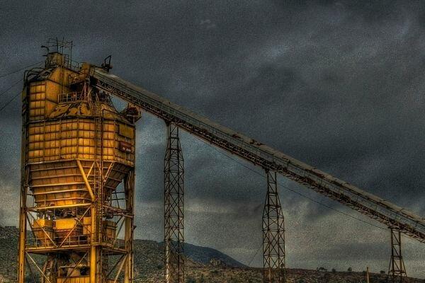 заброшенные фабрики