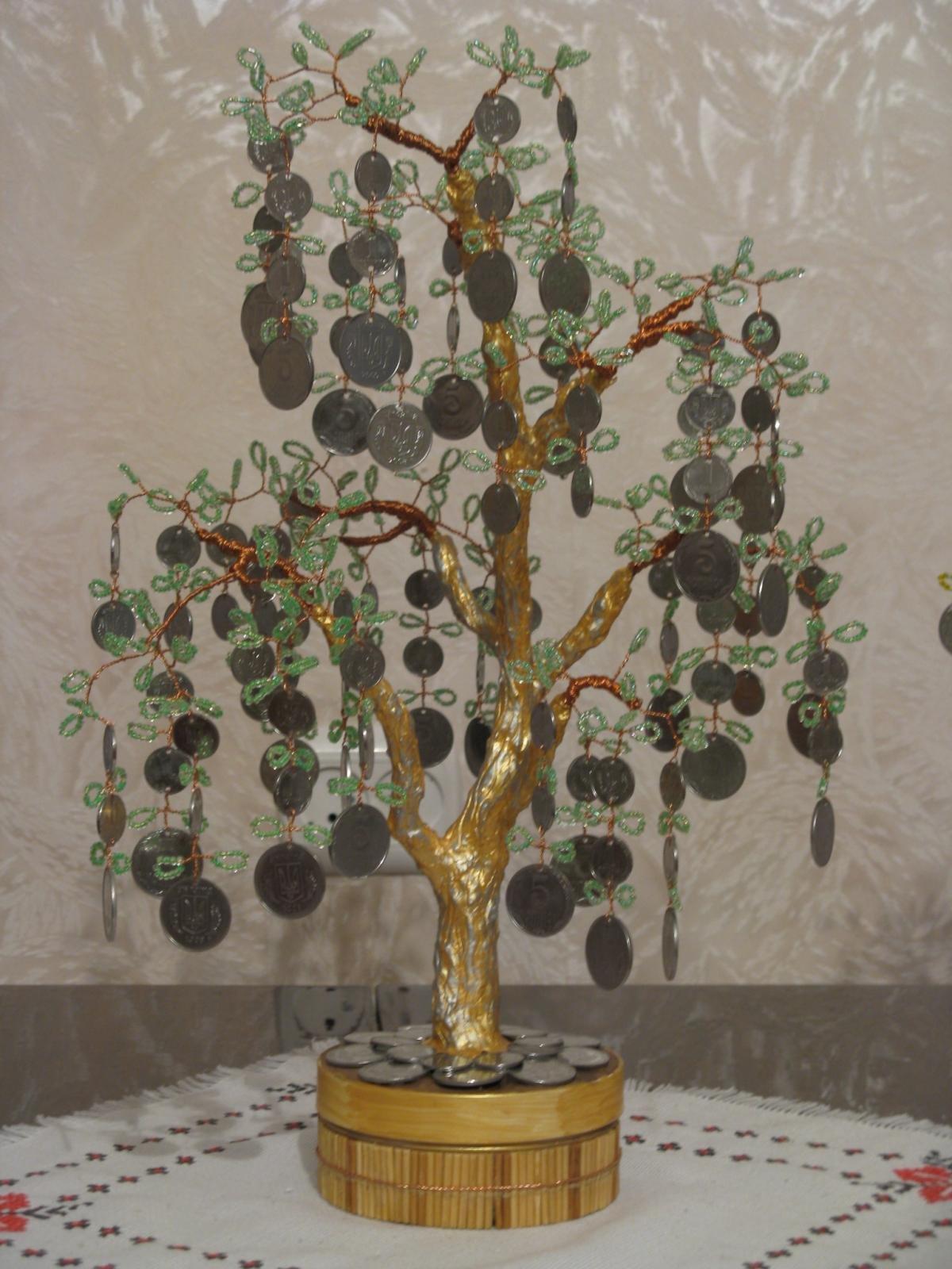 Конфетно денежное дерево своими руками картинки очень удобен
