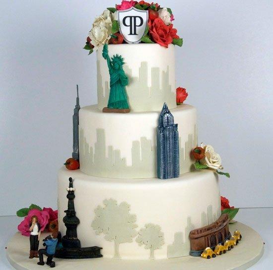 Торты свадебные в европе фото
