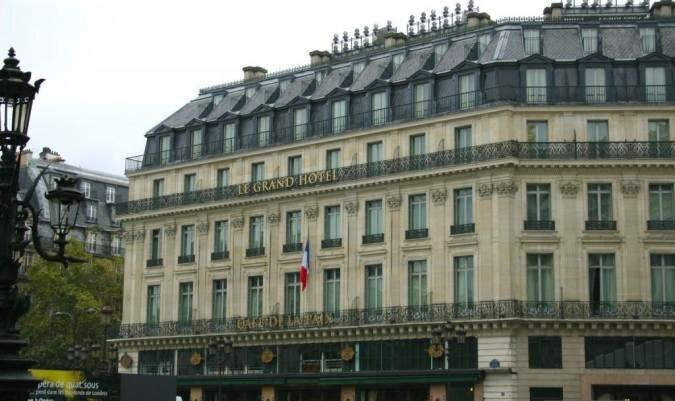 Казино париж гранд отель как сообщить о казино