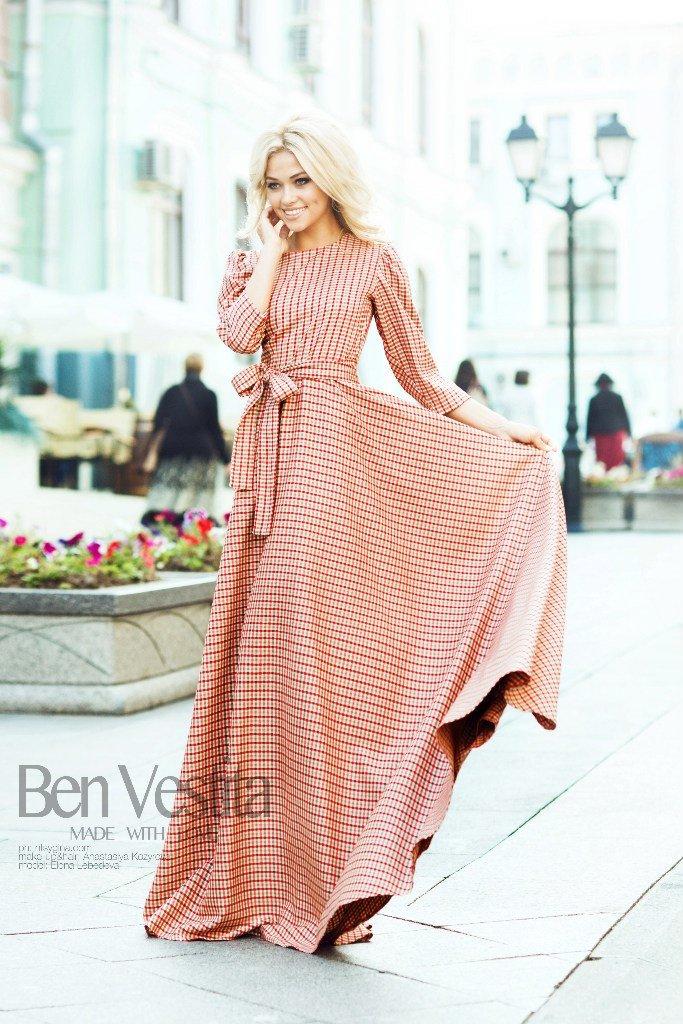 BEN VESTITA Платье - Интернет магазин одежды TrendFresh