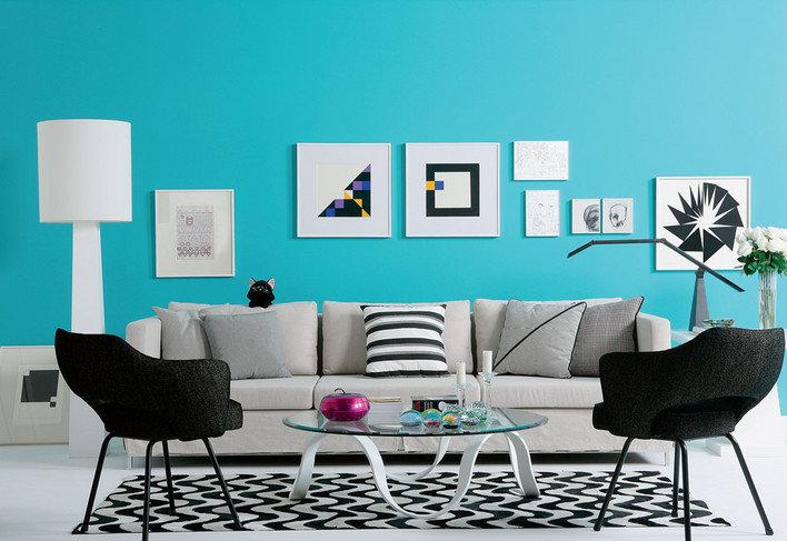 Декор стен или украшение интерьера