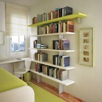 Дизайн интерьера маленьких комнат (фото)