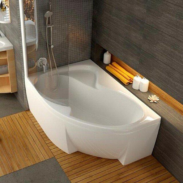 Дизайн ванной комнаты: 30 фото