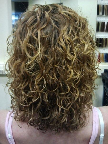 Химическая завивка волос в салоне красоты | Априори