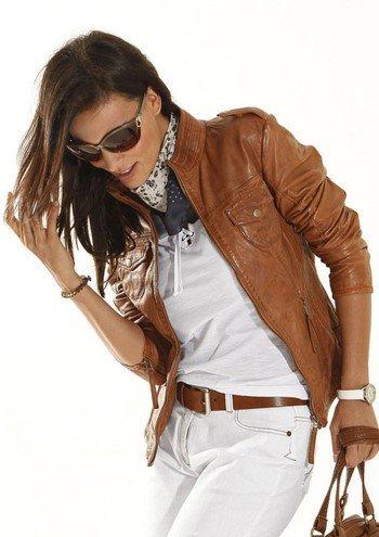 Кожаная куртка, Tamaris. TAMARIS. Интернет магазин одежды ЛеКаталог. Женская одежда. Детская и мужская одежда. Обувь и акссесуары.