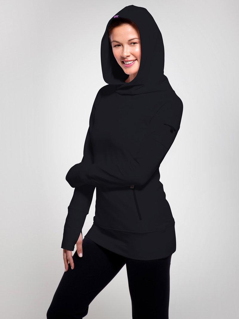 Куртка худи женская с капюшоном Cozy Hoodie