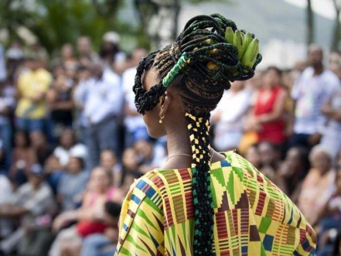 Модные Африканские прически (25 фото)