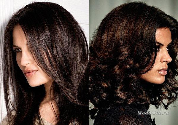 Модные прически: Модные цвета волос 2015: тенденции окрашивания / фото