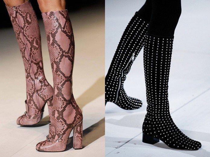 Модные сапоги 2015 (75 ФОТО)