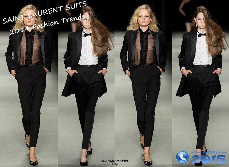 Общие тенденции стилей моды 2015