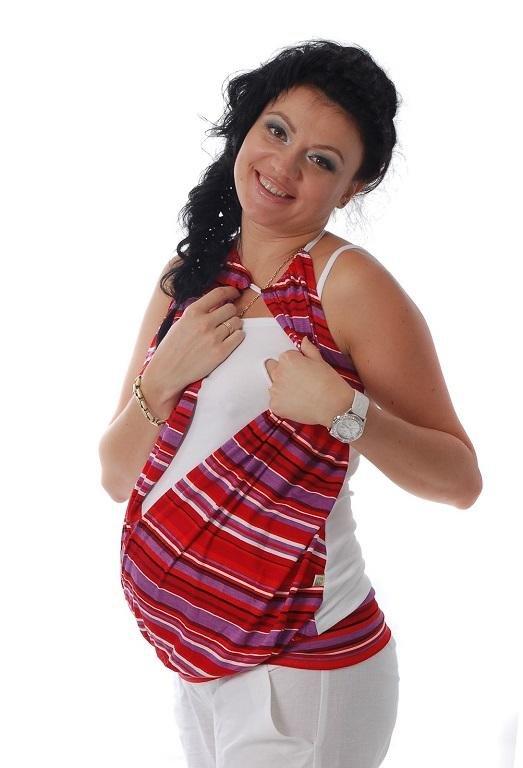 Одежда для красивых беременных женщин (15 фото)