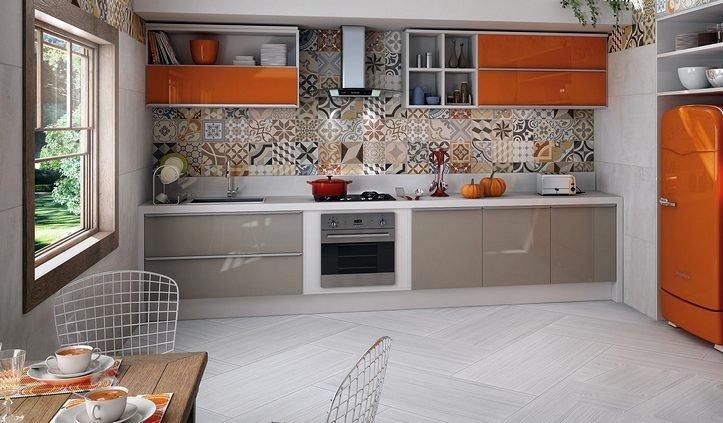 Плитка в стиле пэчворк: для кухни на пол, керамическая плитка Испания, керамогранит Россия, фотогалерея, видео