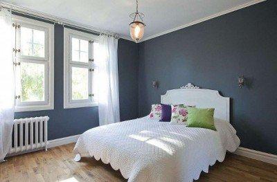 Серые цвет в интерьере комнат
