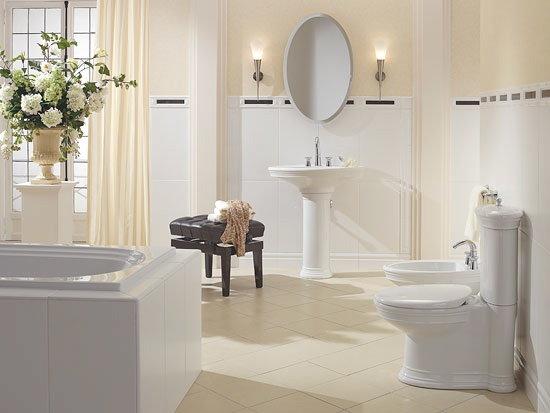 Тонкости интерьера маленькой ванной