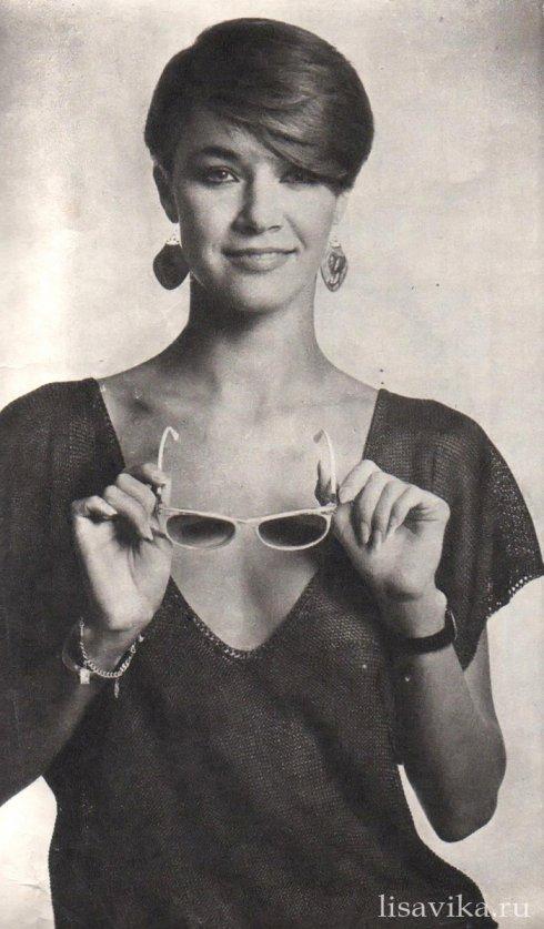 Женская мода 80-х (30 фото)