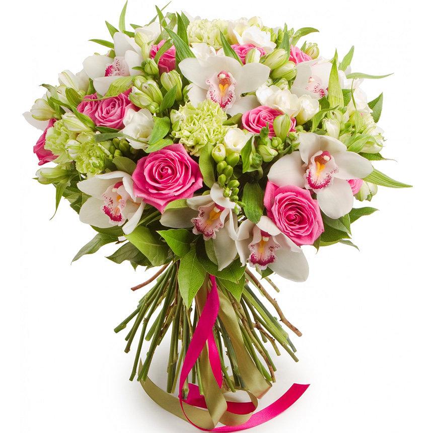 Картинка цветы для девушки, днем
