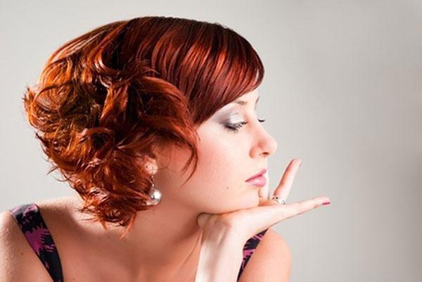 красивое окрашивание волос на короткие волосы конфедераций