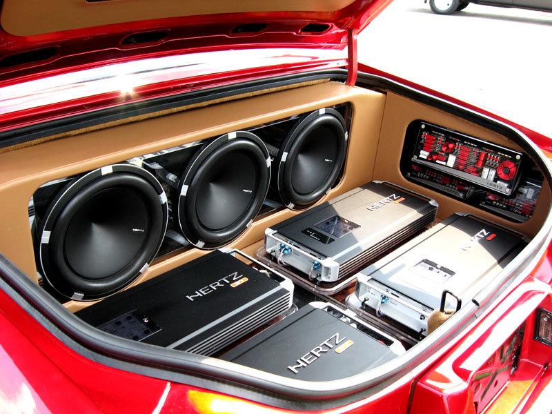 Картинки акустика для машины