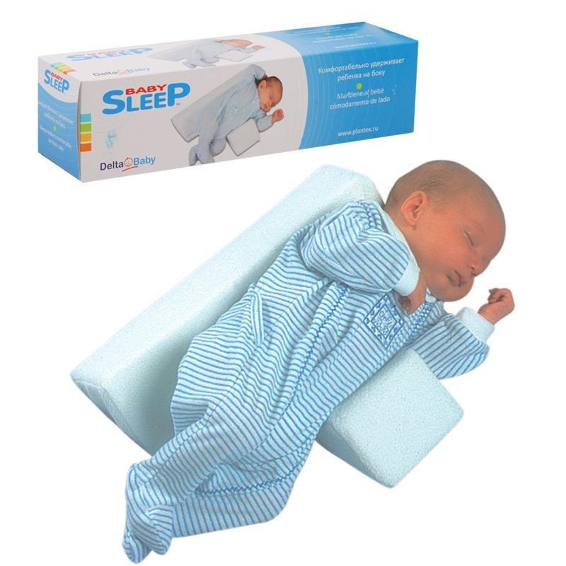 Основное свое время младенец проводит в дреме, поэтому ничего его не должно беспокоить.