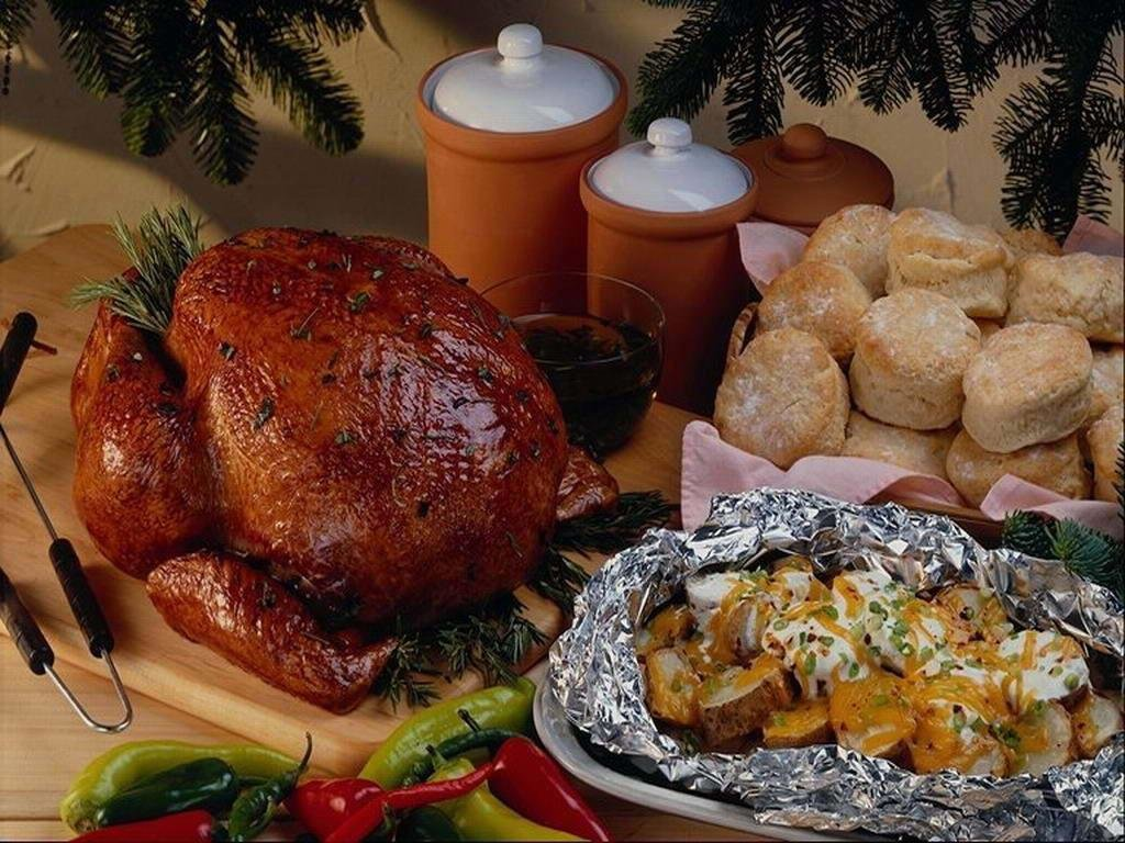 Рождественский стол рецепты с фото