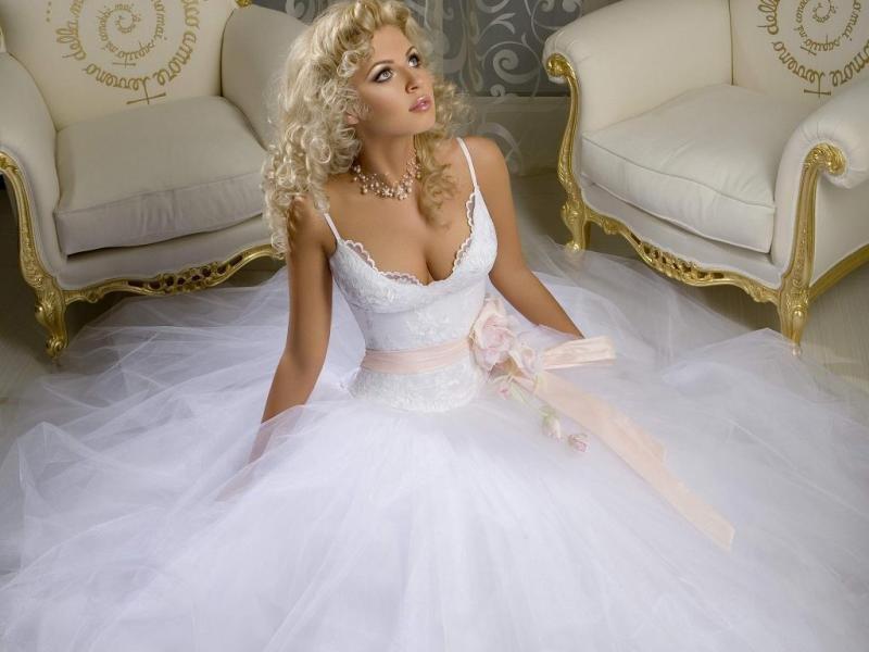 это приснилась девушка в свадебном платье к чему это того, чтобы