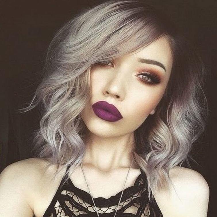 Цвет волос и прически