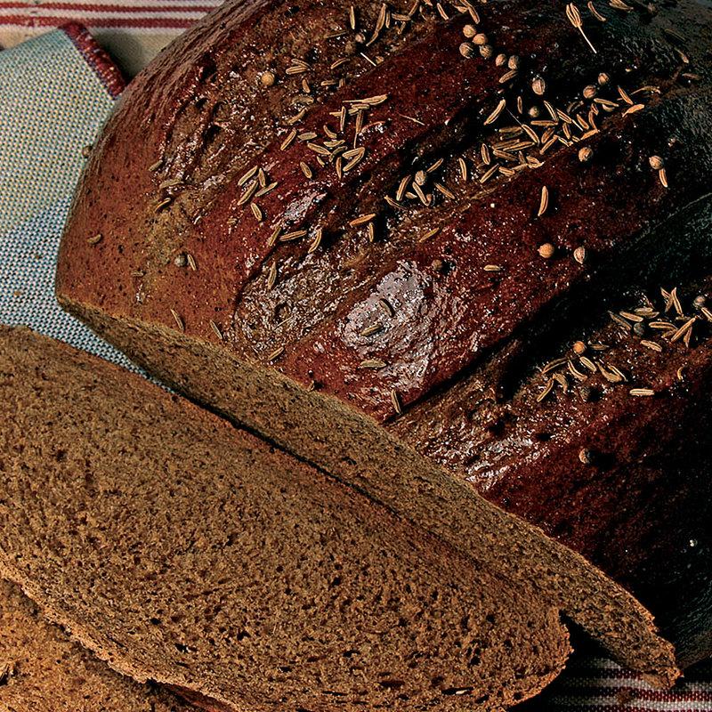 блесед: смесь пудов рижский хлеб рецепт