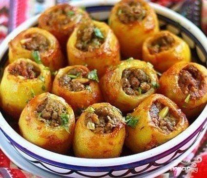 Bon Appétit | Лучшие рецепты перец фаршерованный