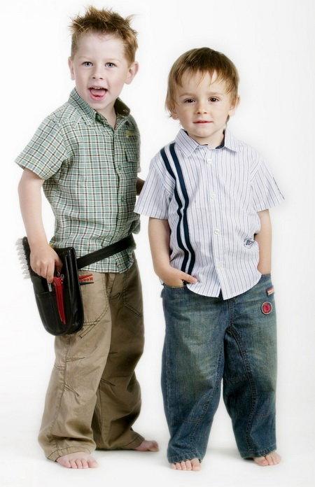 Фото детских стрижек