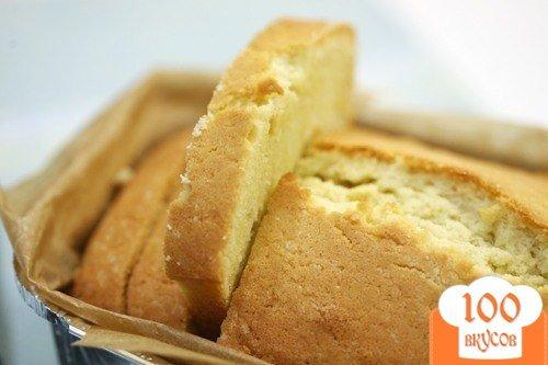 Фото рецепта: «Лимонный кекс»