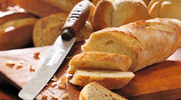 Французский багет в хлебопечке