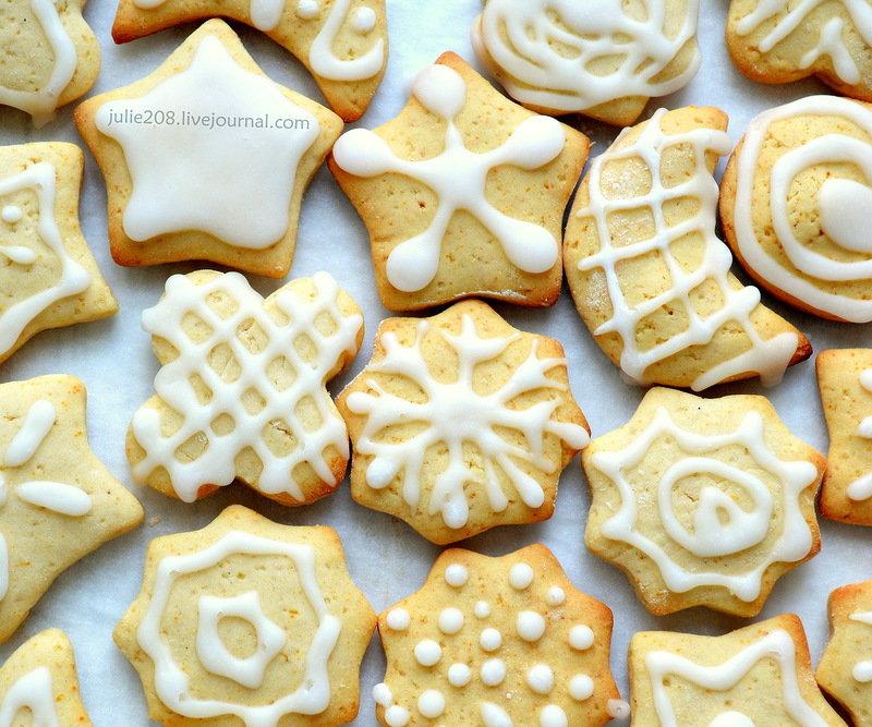 Имбирное печенье - О ВКУСНОМ...