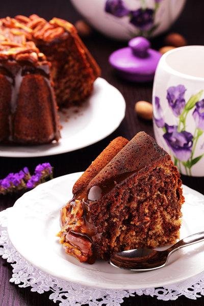 Кекс «Шоколадная мечта»