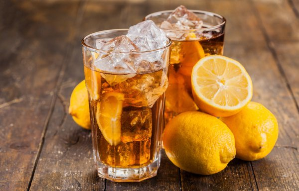 Классический домашний лимонад