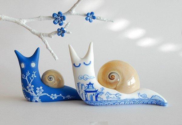 Красивые фигурки из полимерной глины. Обсуждение на LiveInternet - Российский Сервис Онлайн-Дневников