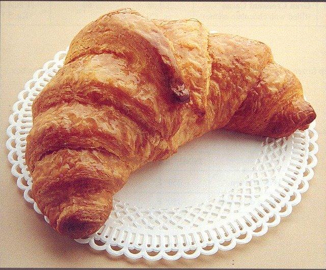 Круассан - сдобный символ Франции