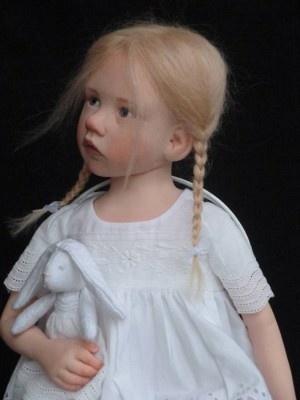 Куклы из фарфора | Уроки лепки