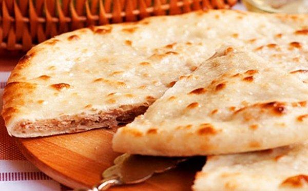 осетинский пирог с мясом рецепт