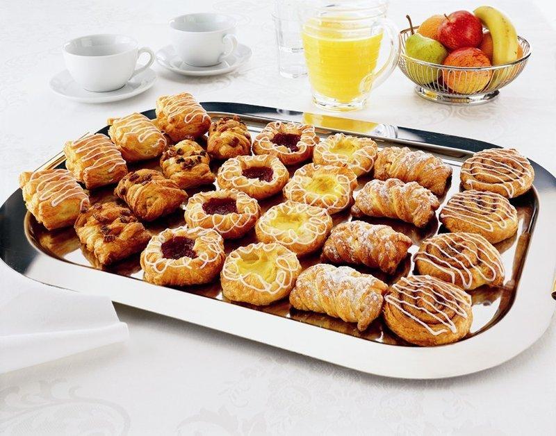 Печенье из слоено дрожжевого теста – точно и очень вкусно!