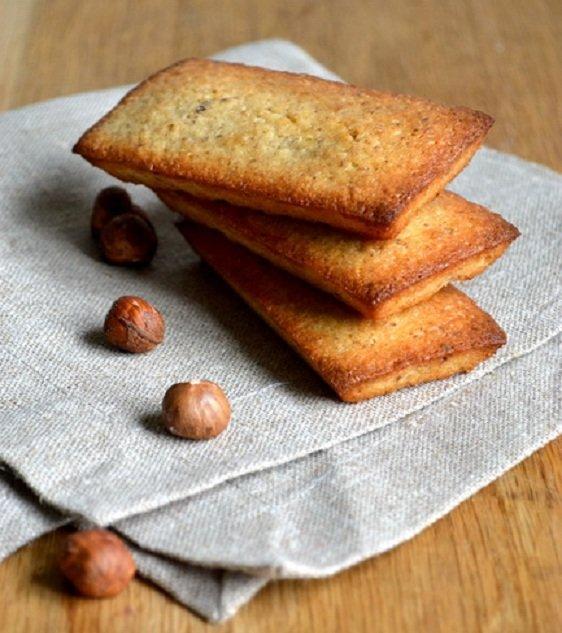 Печенье с фундуком. Рецепт приготовления с фото готового блюда. - Рецепты приготовления печенья - Рецепты приготовления выпечки - Кондитер - Кондитер. Кондитерские рецепты с фото.