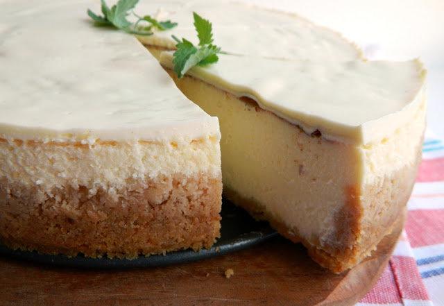 *Petit déjeuner avec le monde*: New York Cheesecake