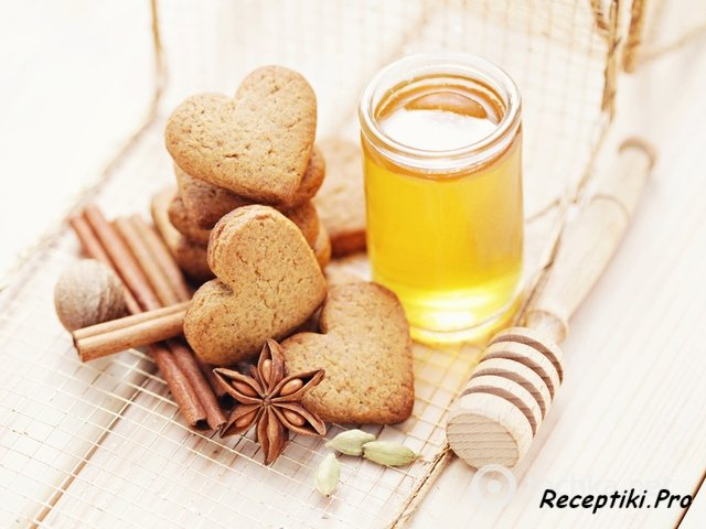 Приготовь имбирное печенье - быстро, вкусно и просто