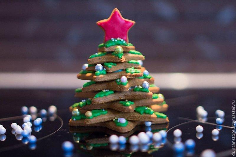 Рождество — время чудес, ангелов и… имбирного печенья | Матроны.RU