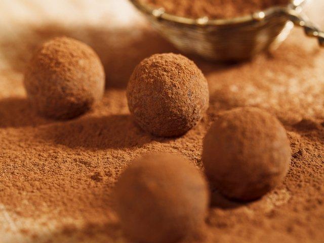 Шоколадные трюфели по-домашнему. Обсуждение на LiveInternet - Российский Сервис Онлайн-Дневников