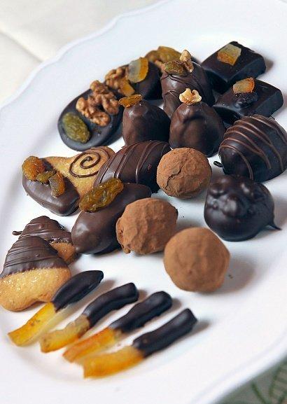 Заметки конфеты ручной работы