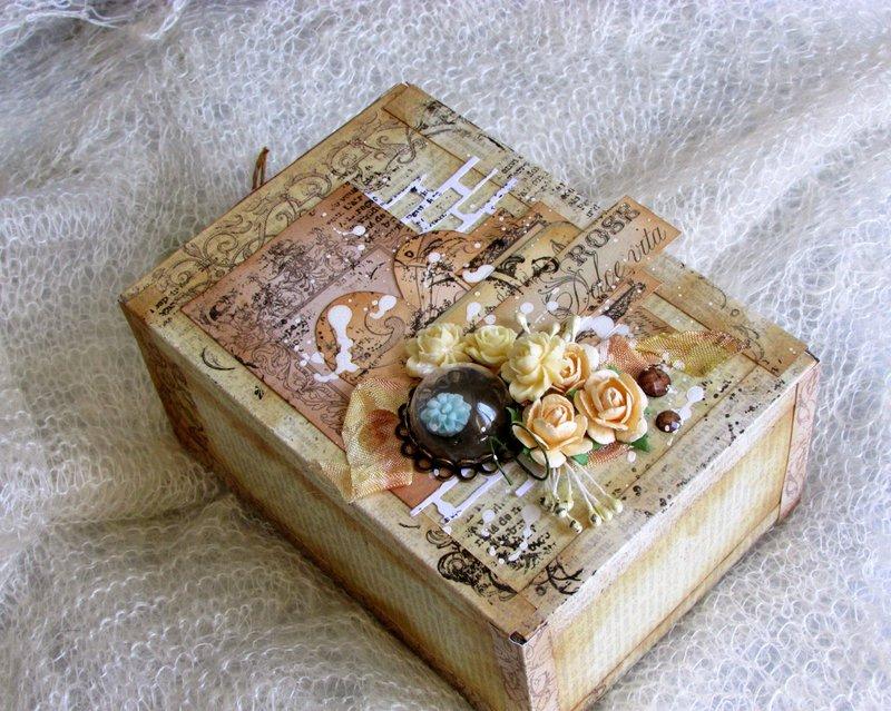 Блог Scrapberry's: Вдохновение со Scrapberry's от Лены Смоктуновой