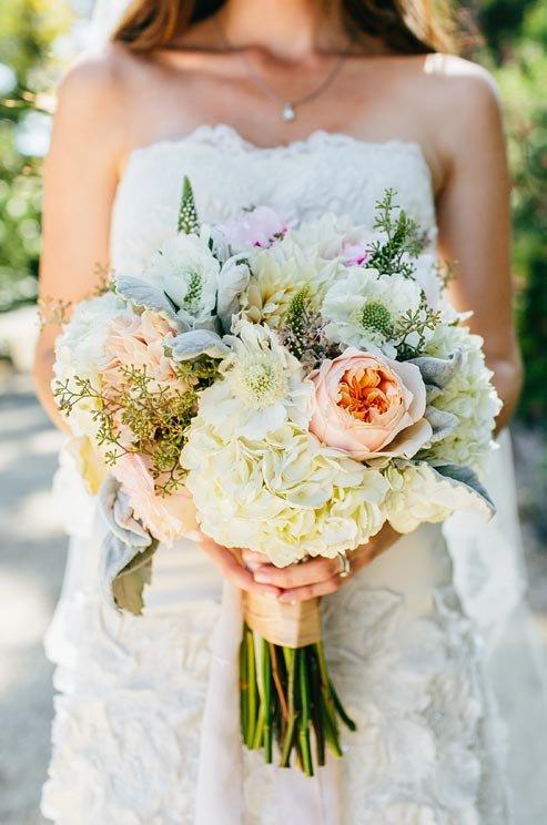 Bridal Bouquets, Wedding Flowers, Floral Design || Colin Cowie Weddings